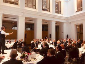 Unternehmensveranstaltung in Berlin